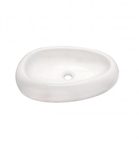 Umywalka nablatowa KR-70