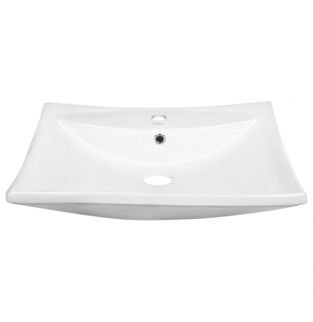 Umywalka nablatowa KR-721