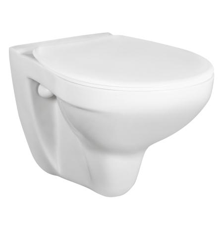 Miska podwieszana WC Rossa (w kpl. z deską)