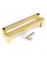 Uchwyty drzwi kabiny Gold (Tiara....)