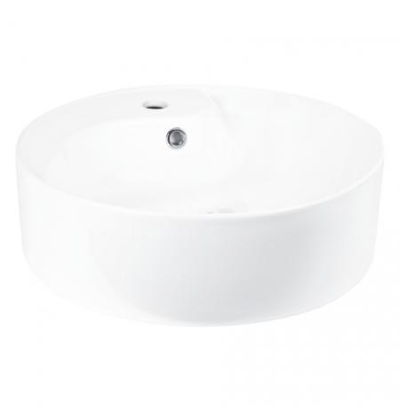 Umywalka nablatowa KR-09 (fi 46)