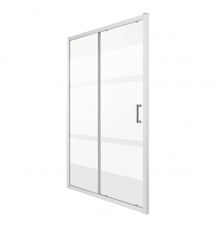 drzwi natryskowe OPTIMO D 100  ML (pasy)