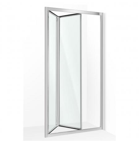 Drzwi wnękowe szklane Harmony 90 (prz.)