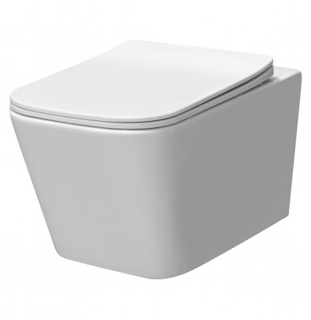 Miska podw. TINOS (biały poł) z deską
