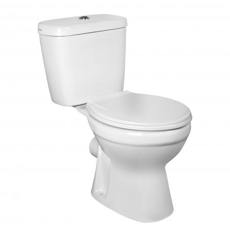WC kompakt Kerra C-Clear (odpływ poziomy)