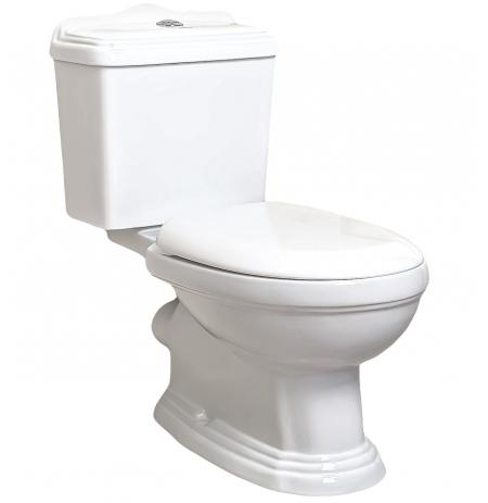 WC kompakt z deską Kerra Retro/KR 13
