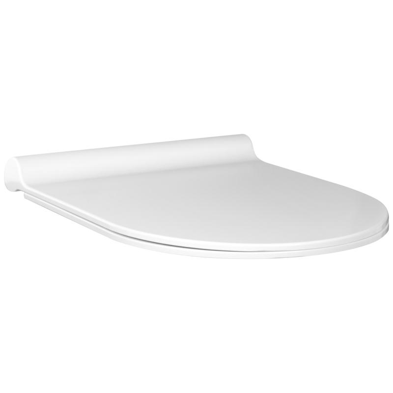 Deska WC Vesta (slim, duroplast)