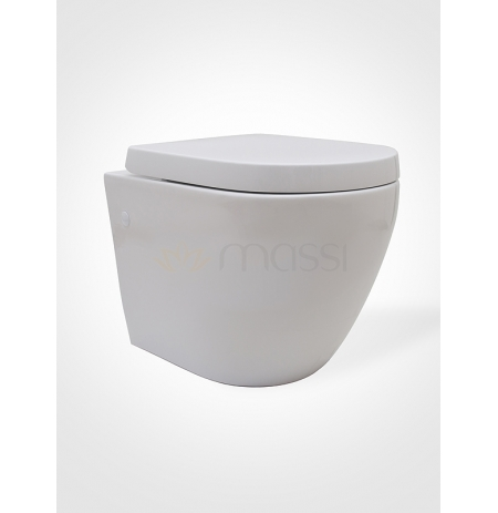 Miska WC podwieszana Massi Decos PP