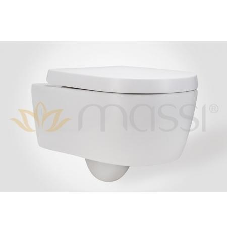 Miska WC podwieszana Massi Maxima Duro