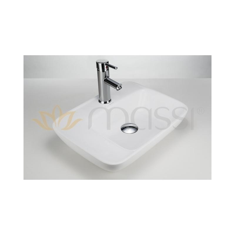 Umywalka nablatowa Massi Elmo