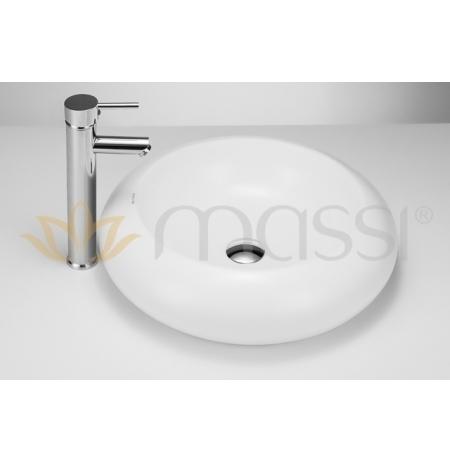 Umywalka nablatowa Massi Plako