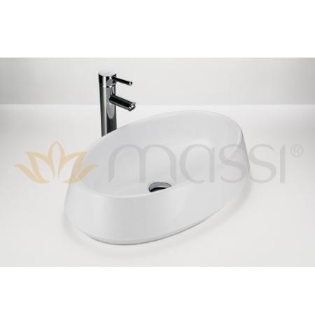 Umywalka nablatowa Massi Poti