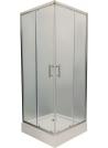 Kabina Armazi Astoria Grey 90x90cm