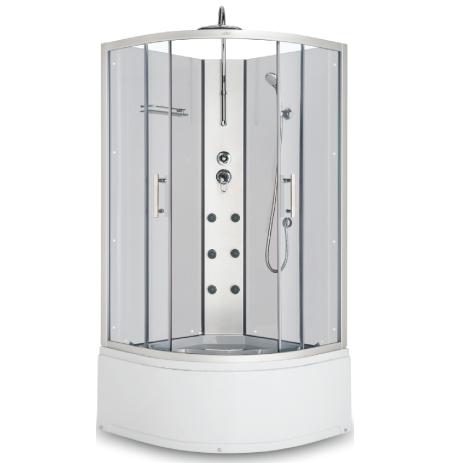 Kabina Liveno White 80x80cm