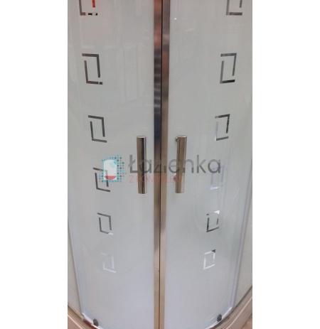 Kabina Prysznicowa Savana Alba 90x90cm