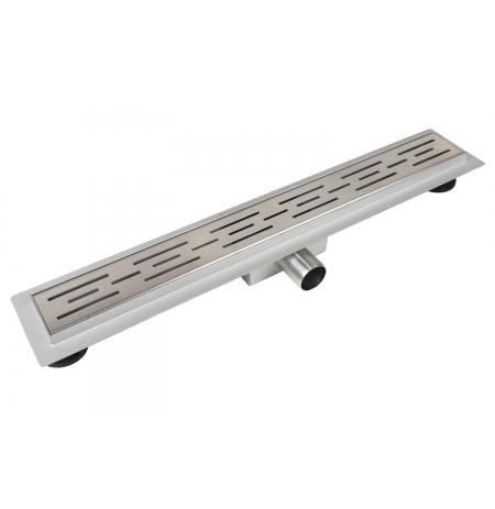 Odpływ liniowy Balneo Decor Stripes 90cm